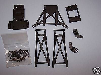 TEAM LOSI DOUBLE-XT 'CR' SUSP. UPDATE KIT A-0903