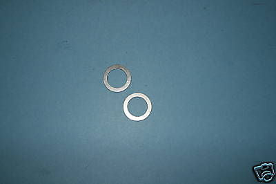 SCHUMACHER DIFF WASHER TT (PAIR) #U2408H