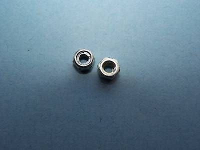 GMP 3MM  LOCK NUTS #259