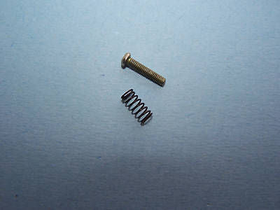 ASP 61/108 IDLE ADJUST SCREW & SPRING #764