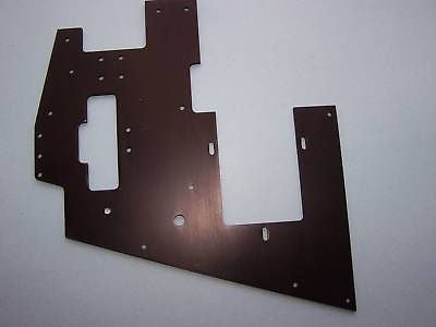 GMP MAIN PLATE FOR REBEL HELICOPTER #293R