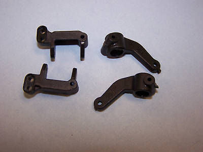 TEAM LOSI  XX FRONT SPINDLES & CARRIERS 25 DEG. #A-1121