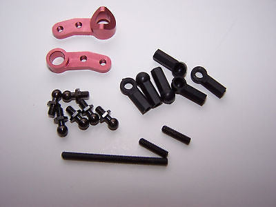 CROSS RACING YR-4 ALUMINUM UNI-CRANK SET #CY-37