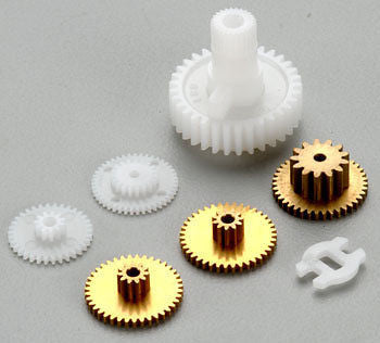 FUTABA SERVO GEAR SET FOR FP-S36G/S136G (NEW) #FGS-36G