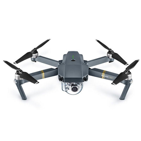 DJI MAVIC PRO READY TO FLY FOLDING QUADCOPTER WITH 4K CAMERA (DJI-MAVICPRO)