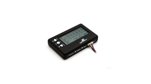 Battery Voltage Checker and Discharger (DYNF0001)