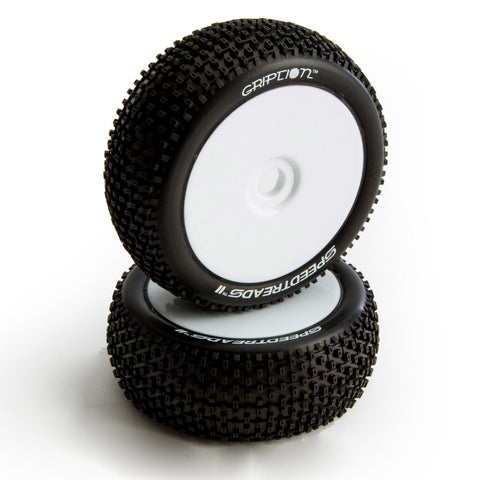 Speedtreads II GRIPTION Tires (2): 1/8 Buggy