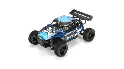 1/24 Roost 4WD Desert Buggy RTR, Blue/Grey (ECX00015T1)