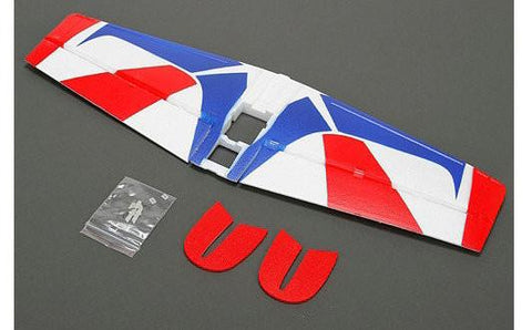 Wing: UMX Yak 54 180  by E-flite