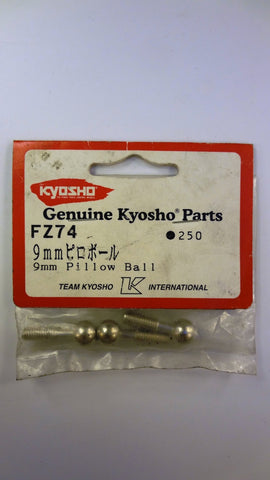 9mm Pillow Balls (Pk 3)