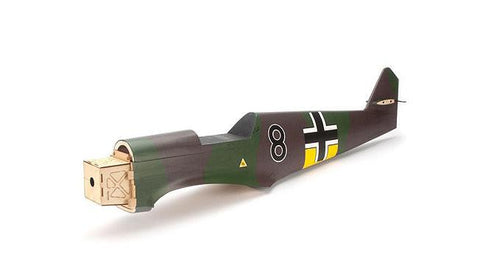 Fuselage with Hatch: Bf 109F-2 60  by Hangar 9