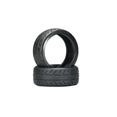 Super Drift Tire 26mm Radial A Type (2) (HPI4402)