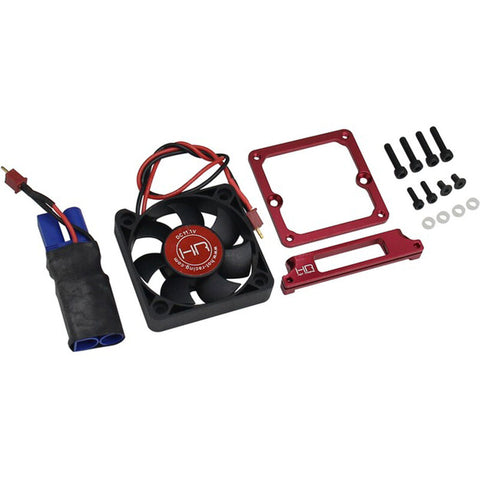 Monster Blower Motor Cooling Fan Kit: ARRMA 1/10 4x4