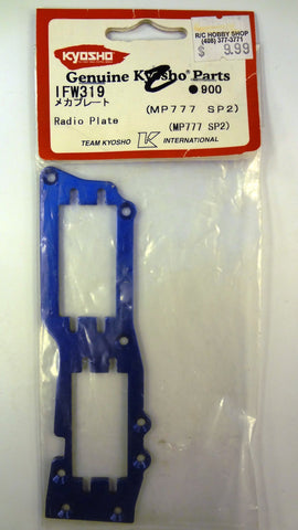 RADIO PLATE (MP777 SP2)