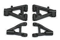 TEAM ASSOCIATED NTC3 REAR SUSPENSION ARM SET #2243