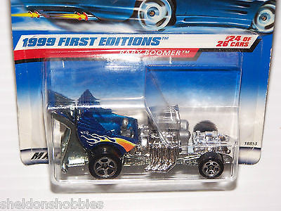 HOT WHEELS 1999 FIRST EDITIONS BABY BOOMER #680