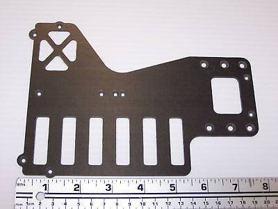 COMPOSITE CRAFT 12-LW OVAL OFFSET CHASSIS #12029