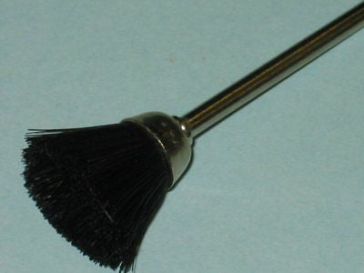 BADGER NYLON CUP BRUSH - STIFF #11197
