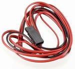 HITEC RX RECEIVER BATTERY CHARGE CORD/PLUG ASSEMBLY #57372