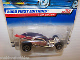 HOT WHEELS 2000 FIRST EDITIONS SURF CRATE #073