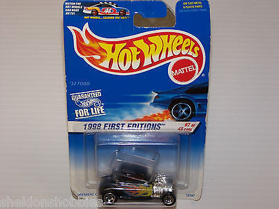 HOT WHEELS 1998 FIRST EDITIONS 1932 FORD #636