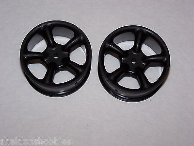 HPI (TOURING CAR) TYPE R5 WHEEL 24MM BLACK #3736