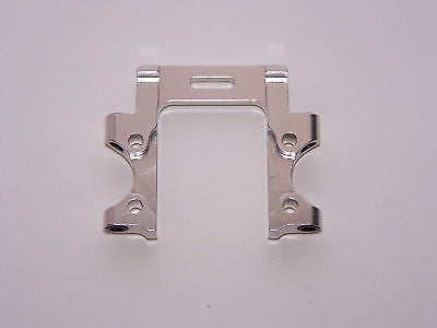 TOP - HPI RTR3 ALLOY FRONT BULKHEAD CHROME #T3776