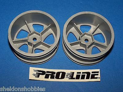 PRO-LINE (STANDARD TOURING CAR) 26MM TYPHOON WHEEL (GRAY) #2620S