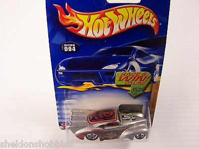 HOT WHEELS SKIN DEEP SERIES JEEP WILLYS COUPE #094