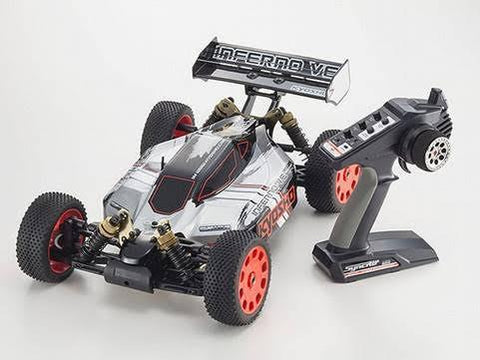 Inferno VE Readyset 1/8 Ready To Run Electric Buggy (KYO34101T2B)