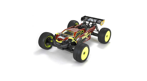 1/8 8IGHT-T 4WD Gas Truggy RTR with AVC Technology