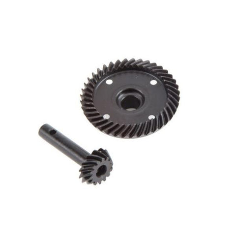 40T Ring, 14T Pinion Gear, Front and Rear: Baja Rey (LOS232008)