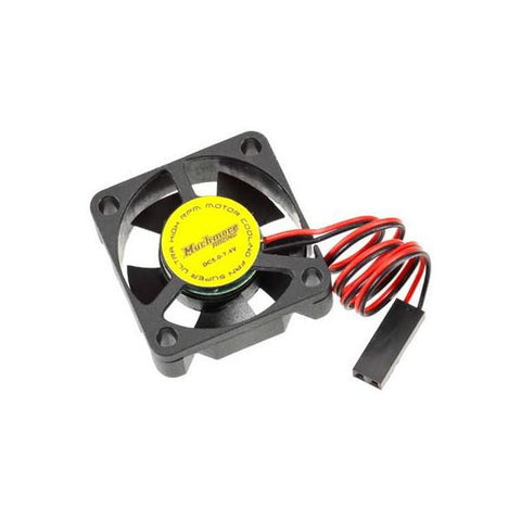Muchmore Racing Super Ultra Motor Cooling Fan 30mm (MMRC3044)