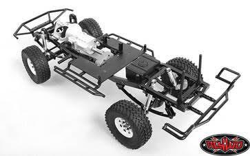Trail Finder 2 1/10 Scale Off-road Truck Kit (RWDZ-K0054)