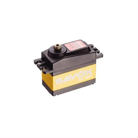 STANDARD SIZE CORELESS DIGITAL SERVO .07/139 (SAVSC1257TG)