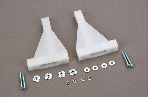 60-160 Nylon T Engine Mount Set  by Seagull