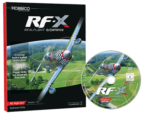 RF-X Software Only Version