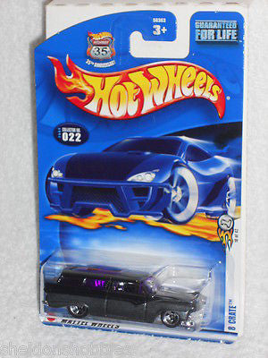 Hot Wheels 2003 First Editions 10 / 42 8 Crate #022