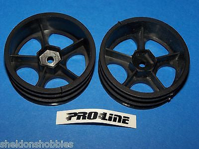 PRO-LINE (STANDARD SEDAN) INFERNO SUPER NARROW WHEEL BLACK #2623B