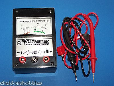 GLOBAL EXPANDED SCALE VOLTMETER #7120