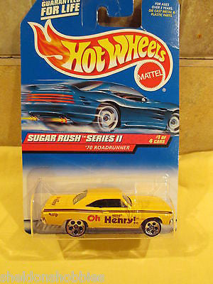 SUGAR RUSH SERIES II 70 ROADRUNNER  21377 -- FREE USA SHIPPING--
