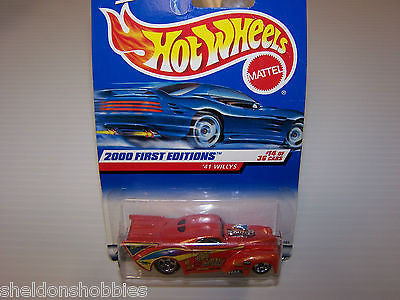 HOT WHEELS 2000 FIRST EDITIONS 1941 WILLYS #074