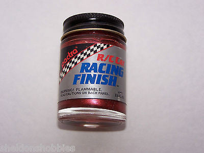 PACTRA RC CAR RACING FINISH PAINT (PEARL CORAL) 2/3 OZ #RC59