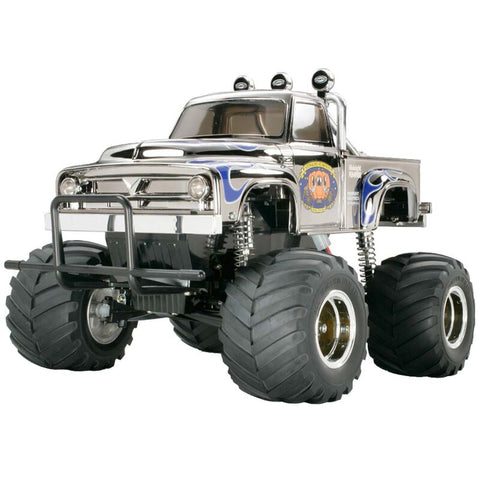 1/12 Midnight Pumpkin Metallic 2WD Monster Truck Kit