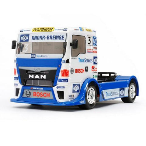 Team Hahn Racing MAN TGS 4WD On Road TT-01 Type E Kit (TAM58632)