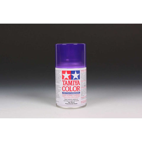 Polycarbonate PS-45 Translucent Purple, Spray 100 ml