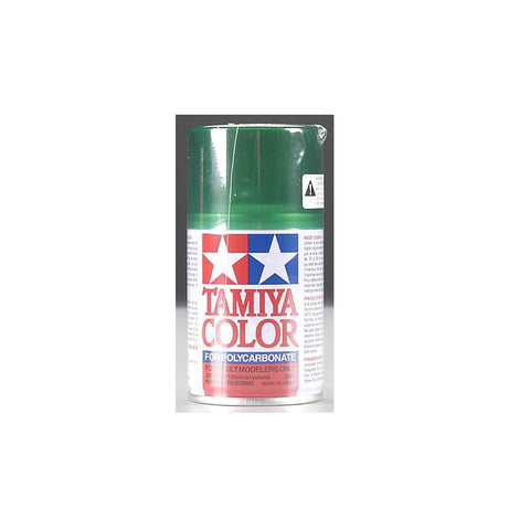 PS-44 Polycarb Spray Trans Green 3 oz (TAMR8644)