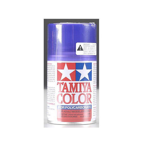 Tamiya PS-45 Polycarb Spray Trans Purple 3 oz (TAMR8645)