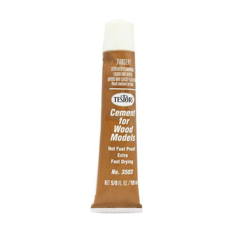 Wood Cement Extra Fast, 5/8 oz (TES3503X)