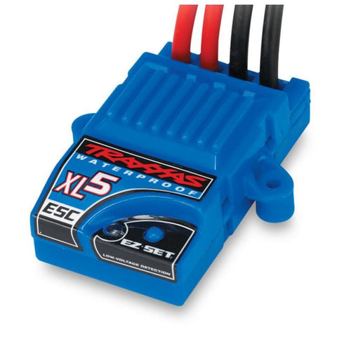Waterproof XL-5 ESC Low Voltage Detection (TRA3018R)